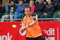 Tenista Lukáš Rosol klesl v žebříčku ATP o osm míst.