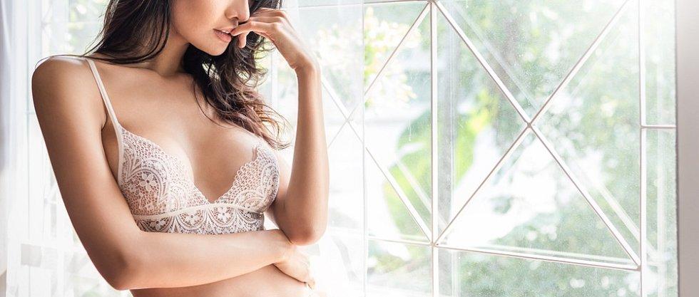Kromě estetické funkce plní dámské prádlo ještě jednu – erotickou.