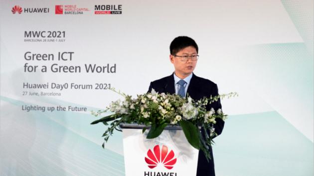 Huawei na veletrhu MWC Barcelona