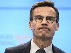 Lídr švédských Umírněných Ulf Kirstersson