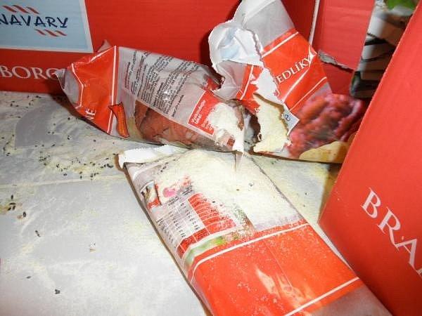 Inspekce zavřela kvůli hlodavcům prodejny v Domažlicích a Prostějově.