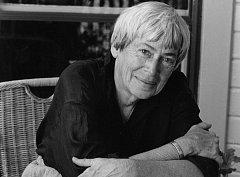 Spisovatelka Ursula Le Guinová