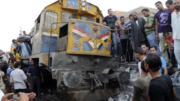 Ilustrační foto egyptského vlaku