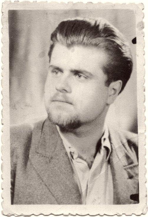 Zdeněk Dittrich v roce 1946
