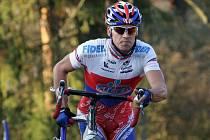 Cyklokrosař Zdeněk Štybar