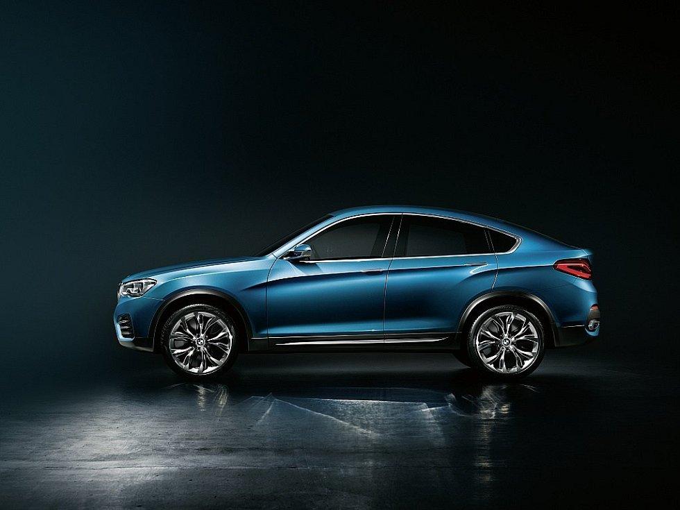 Koncept BMW X4.