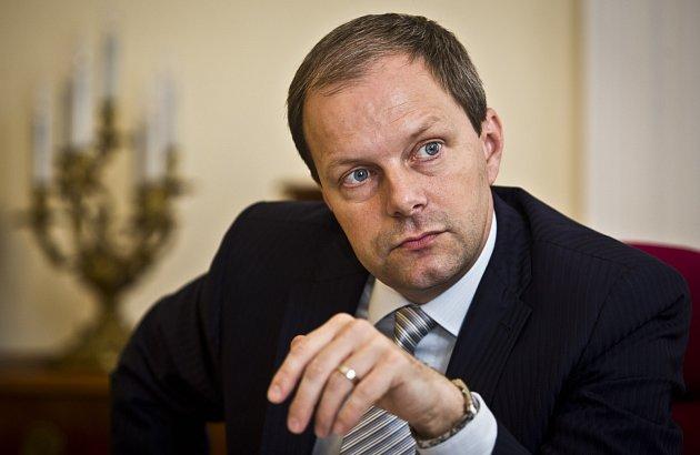 Ministr školství Marcel Chládek poskytl 22. srpna v Praze rozhovor Deníku.