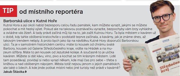 Tip od reportéra