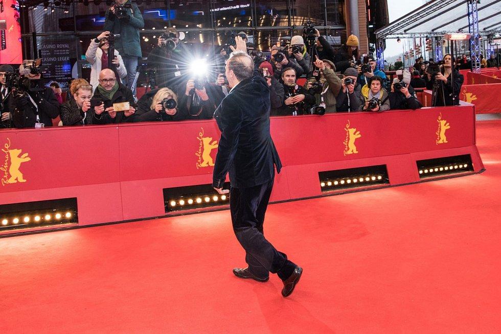 Roberto Benigni na festivalu Berlinale