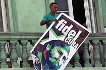 Zemřel Fidel Castro