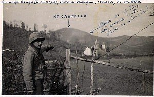 Brazilský expediční sbor v Itálii