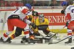 ČR - Německo - Zápas Euro Hockey Challenge