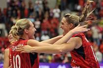 České basketbalistky porazily na mistrovství světa australské šampionky 79:68 a v souboji o finále se utkají s Běloruskem.