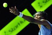 Venus Williamsová proti Karolíně Plíškové.