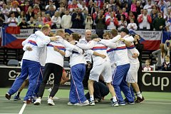 Fed Cup.