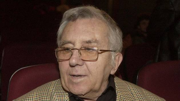 Legendární komik Felix Holzmann v roce 2002
