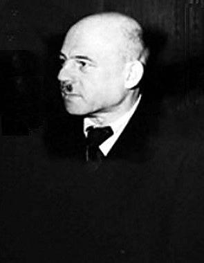 Fritz Sauckel během Norimberského procesu