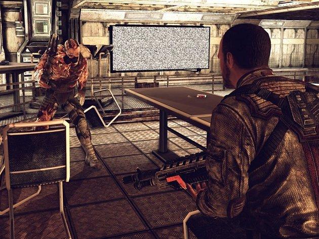 Počítačová hra Afterfall: Insanity.