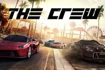 Počítačová hra The Crew.