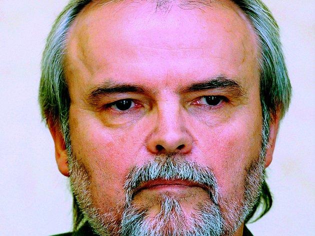 Pověřený ředitel CERMAT Jiří Zíka.