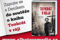 Zapojte se s regionálním Deníkem a Magnesií Literou do soutěže o knihu Tenkrát v ráji od autora Josefa Urbana