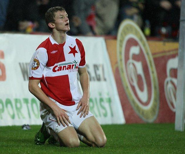 Ztracený syn je zpět  útočník Tomáš Necid přichází do Slavie na hostování z  CSKA Moskva ... 42322395c95