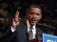Čerstvě zvolený americký prezident Barack Obama