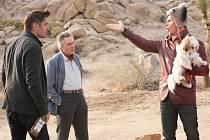 Thriller Sedm psychopatů je druhým dílem režiséra Martina McDonagha, tvůrce filmu V Bruggách.