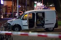 Rotterdam, příprava teroristického činu
