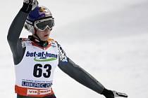 Gregor Schlierenzauer si v Lahti doskočil pro další vítězství.