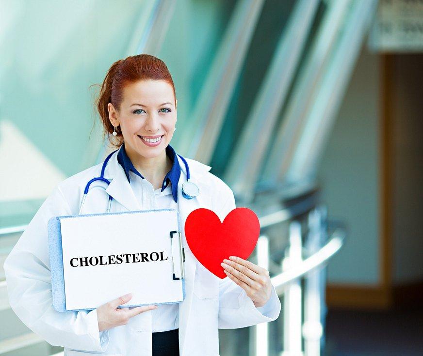 Familiární hypercholesterolemie (FH) je vrozená nemoc.