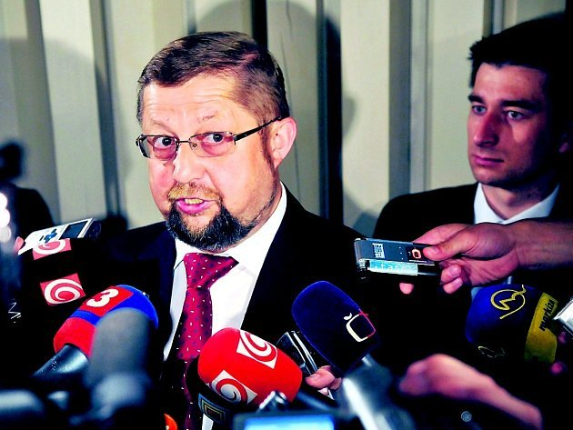 Šéf slovenského nejvyššího soudu Štefan Harabin.