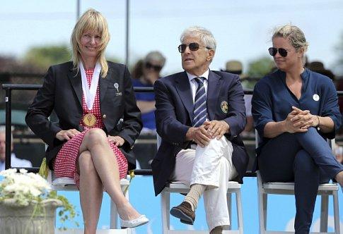 Helena Suková byla uvedena do tenisové síně slávy