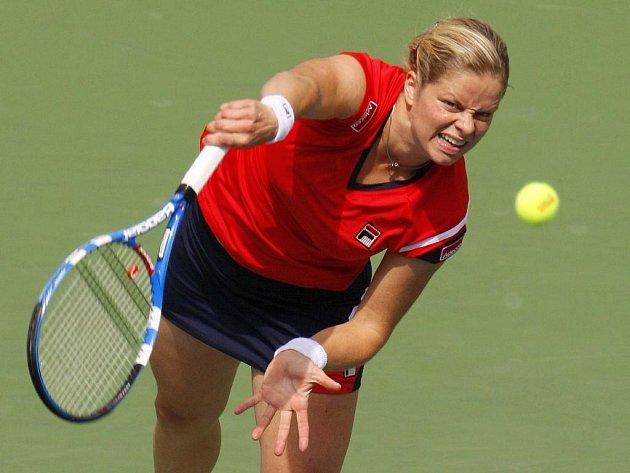 Kim Clijsterová se vrátila na dvorce ve Flushing Meadows suverénně.