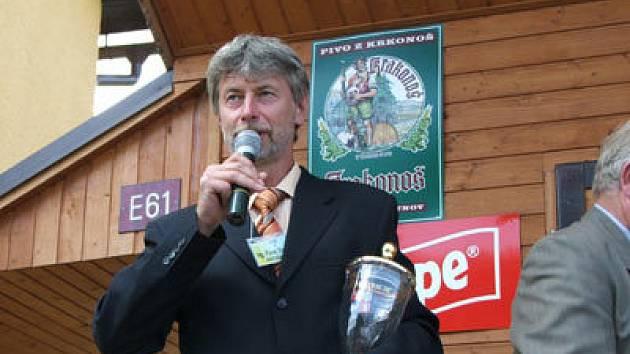 Havlovický starosta Pavel Dvořáček.