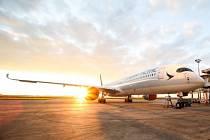 Airbus A350 společnosti Cathay Pacific