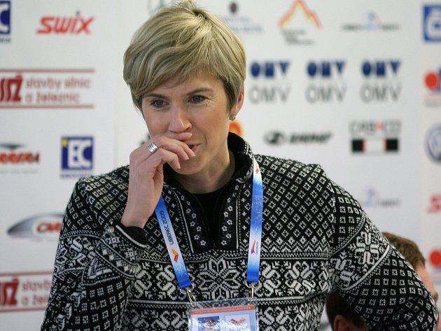 Prezidentka MS v Liberci Kateřina Nemannová