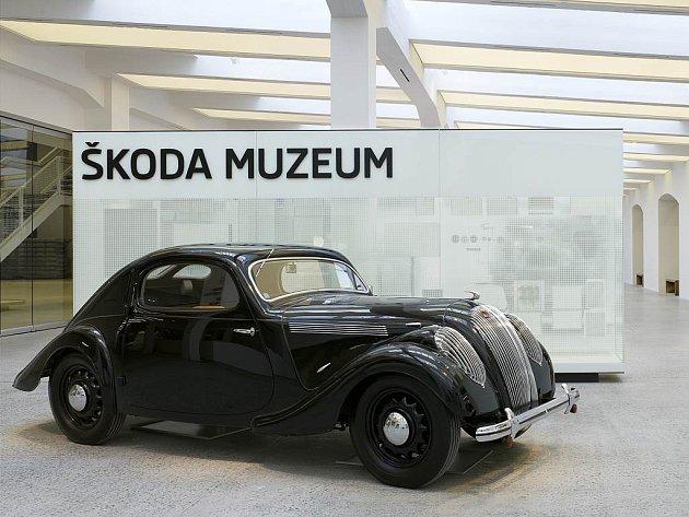 Škoda Muzeum si nyní můžete prohlédnout i virtuálně.