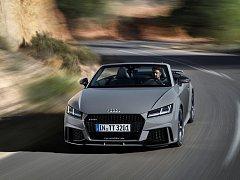 Audi TT RS Roadster.