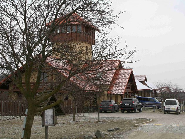 Farma v Olšanech.