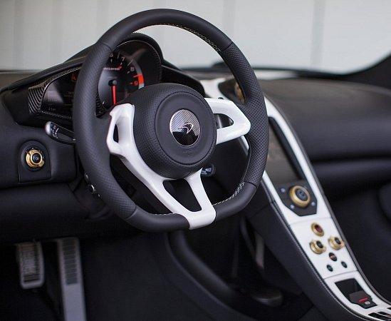 McLaren 650S Spider Al Sahara 79by MSO.