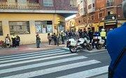 Ve španělském Casetas najelo auto do chodců