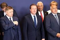 Summit v Bruselu.