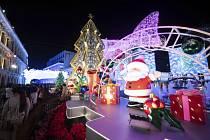 Vánoce v Číně
