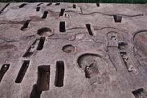 Nález starověkých hrobů v Egyptě