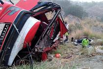 Havárie pákistánského autobusu