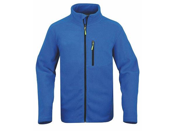 Fleecová mikina od LOAP skvěle poslouží jako 2.funkční vrstva zimního oblečení