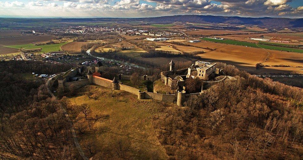V roce 2020 byla dokončena rozsáhlá rekonstrukce hradu Helfštýn.