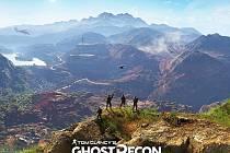 Počítačová hra Ghost Recon: Wildlands.