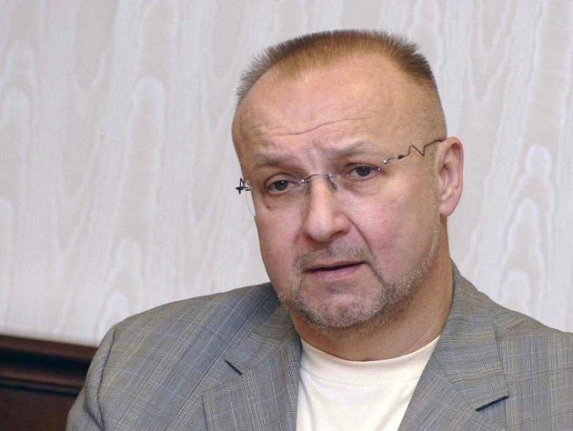 Příbramský podnikatel a šéf fotbalové Marily Jaroslav Starka